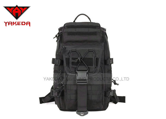 Foldable Tactical Molle Backpack Compatible For Military Gear , Laptops