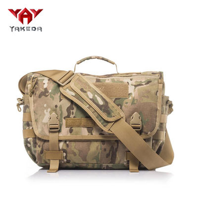Multi Color Rush Delivery Tactical Messenger Bag for Adult 41*29*14CM